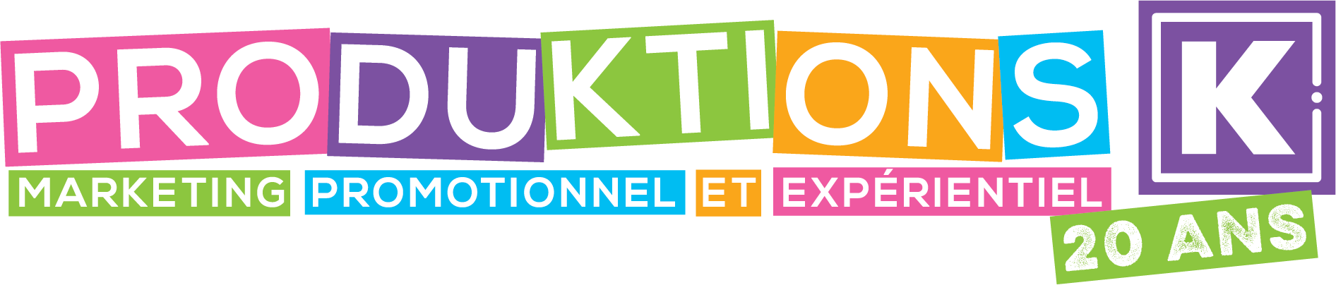 Productions K | Marketing promotionnel et expérientiel